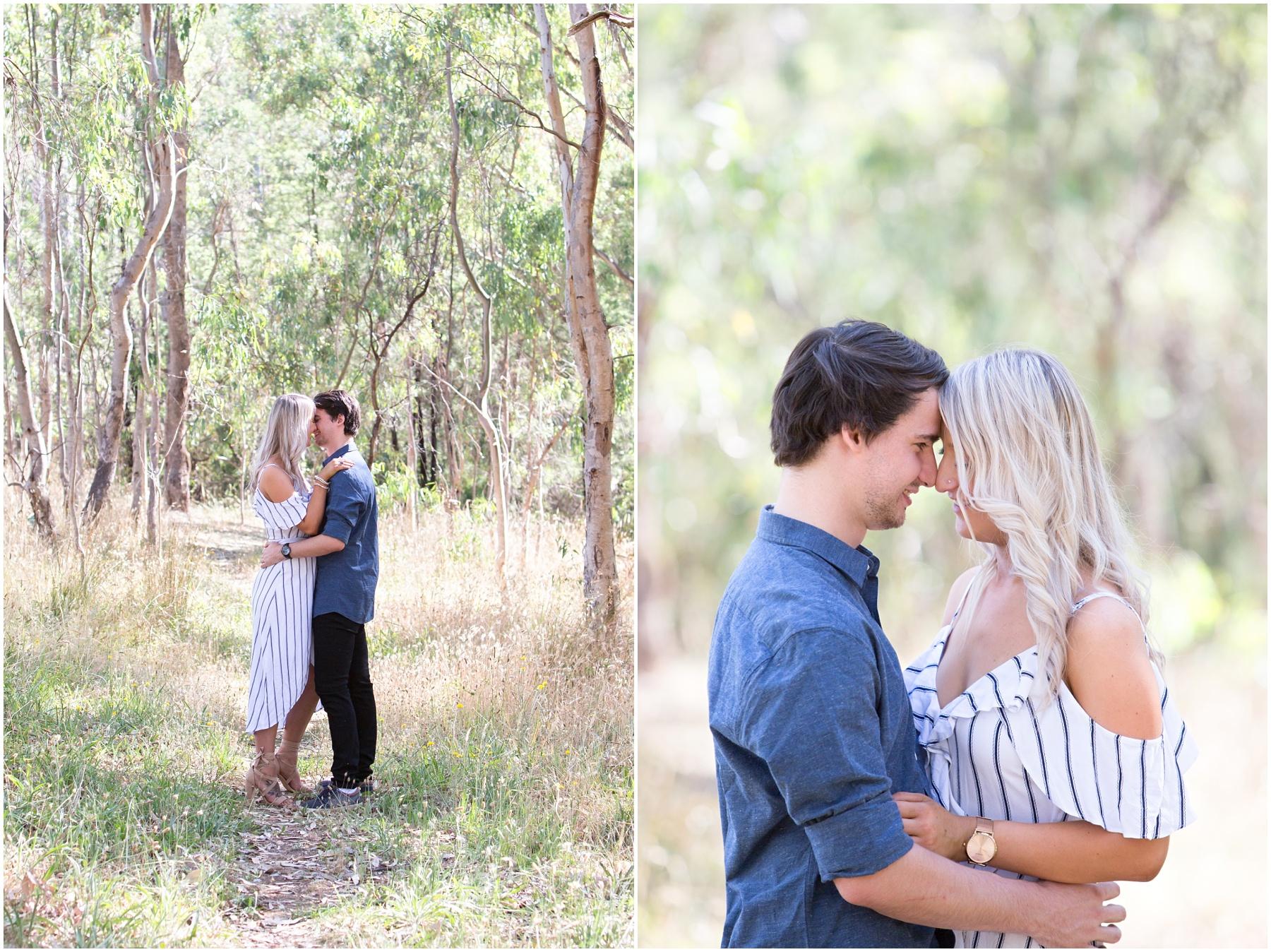 Chelsea and Dylan's Engagement session Bendigo_0001