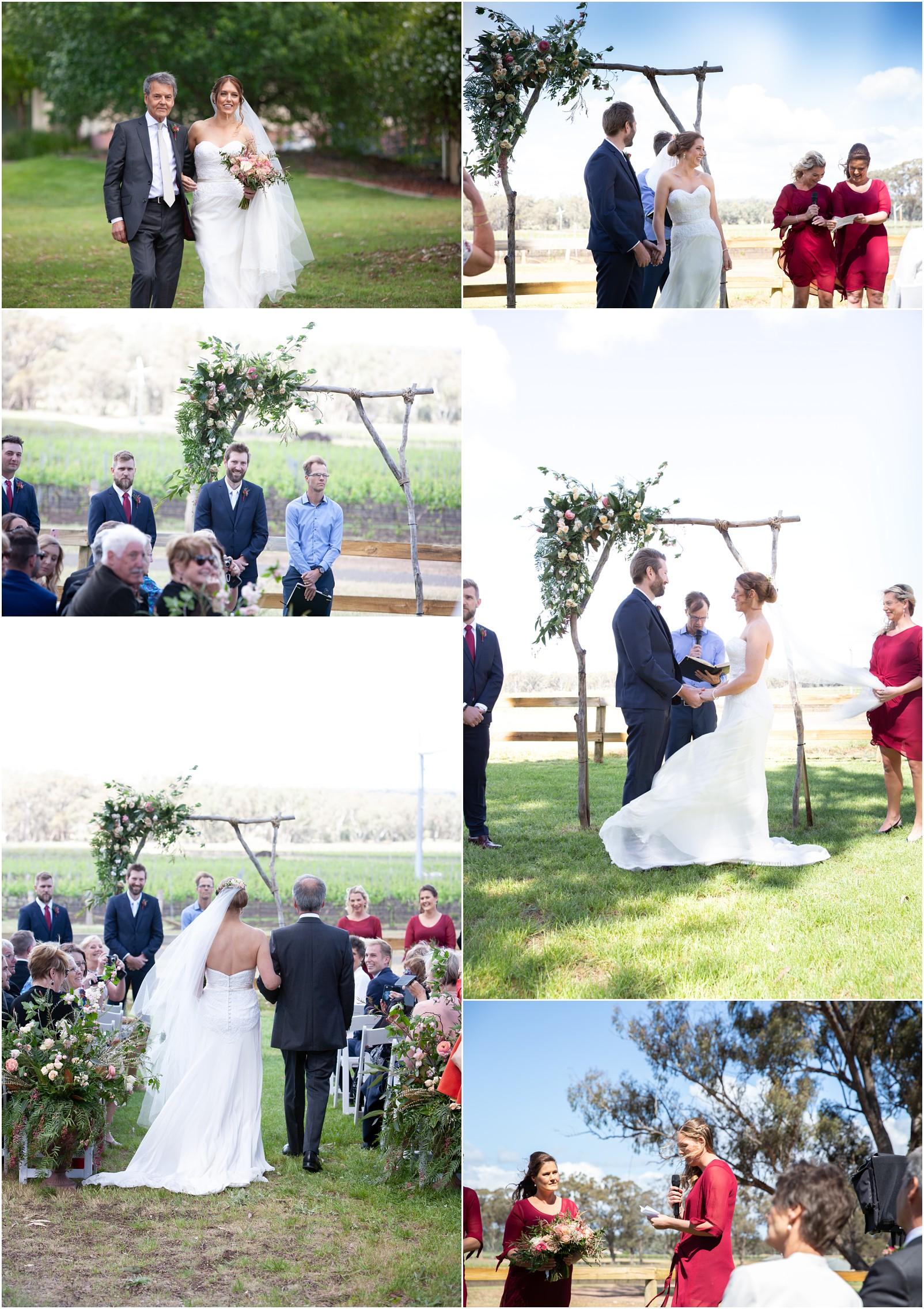 Sarah and Brigge's Balgownie Estate Bendigo Wedding_0021