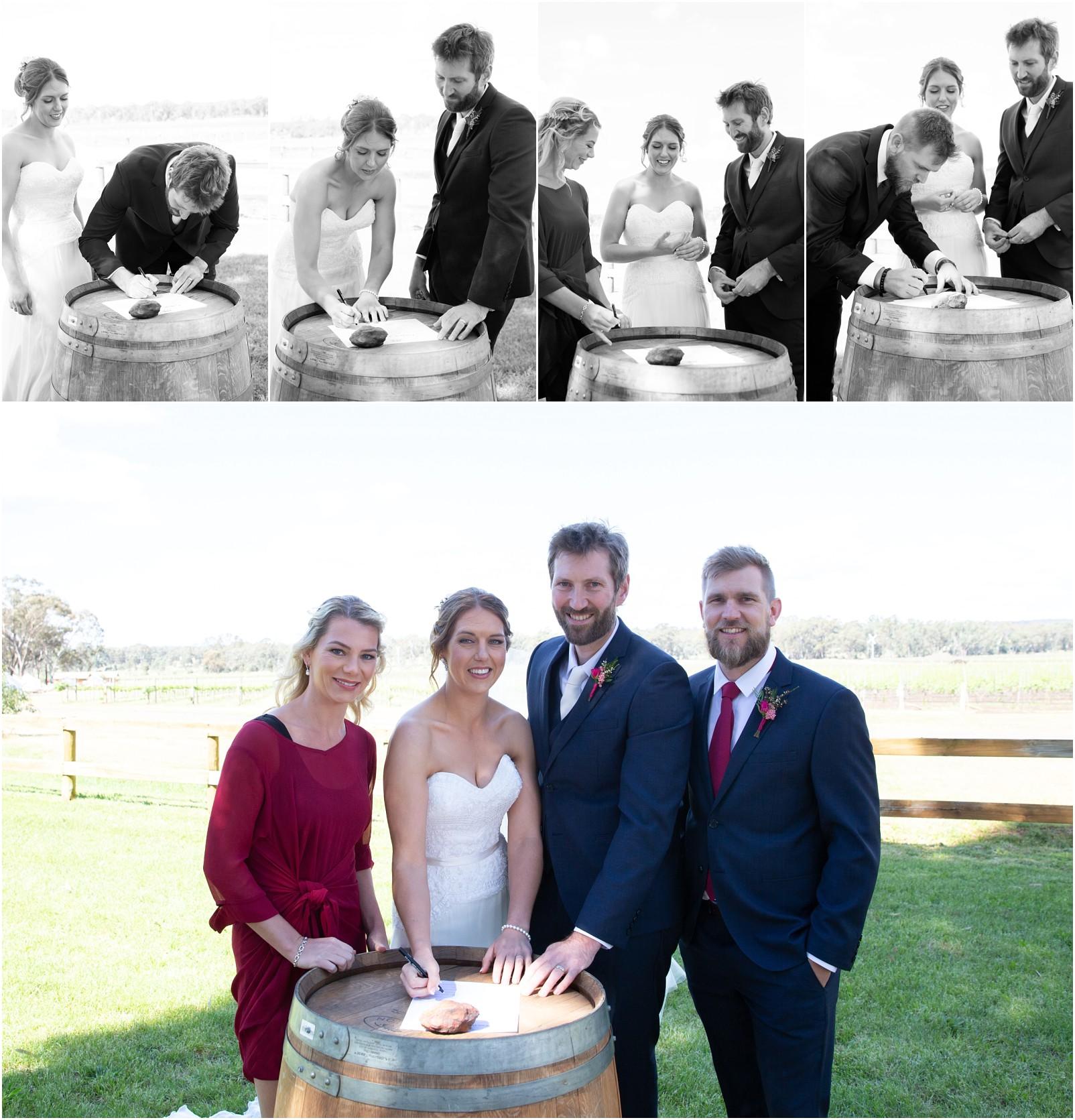 Sarah and Brigge's Balgownie Estate Bendigo Wedding_0024