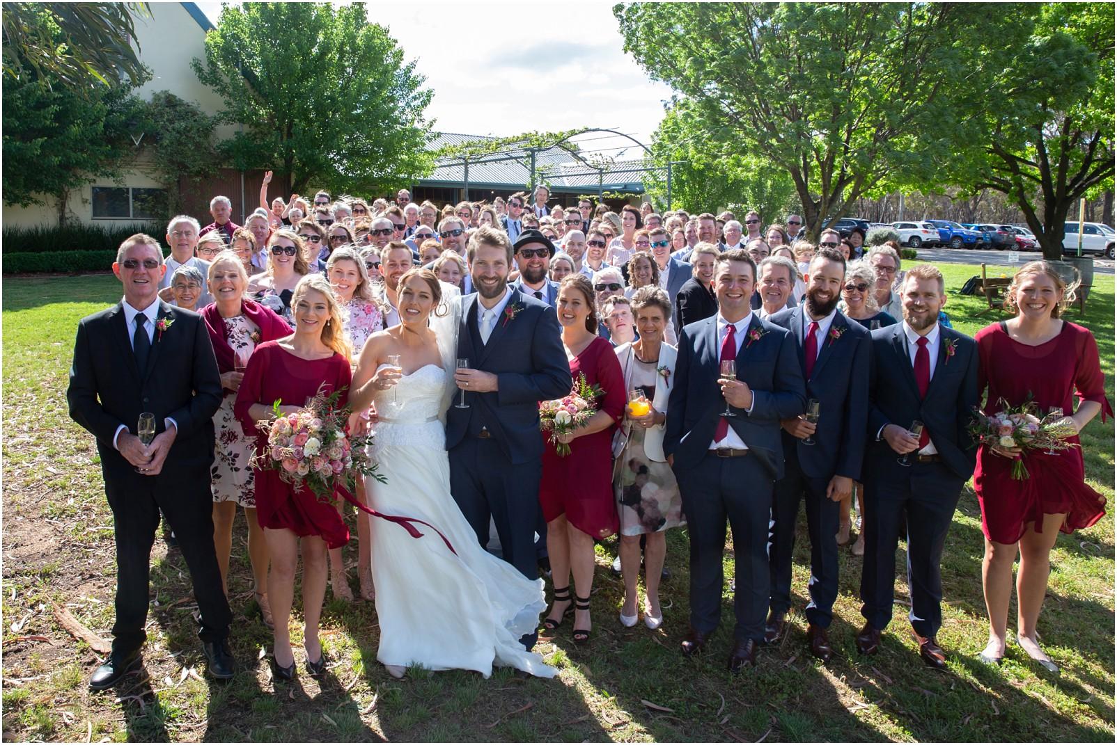 Sarah and Brigge's Balgownie Estate Bendigo Wedding_0025