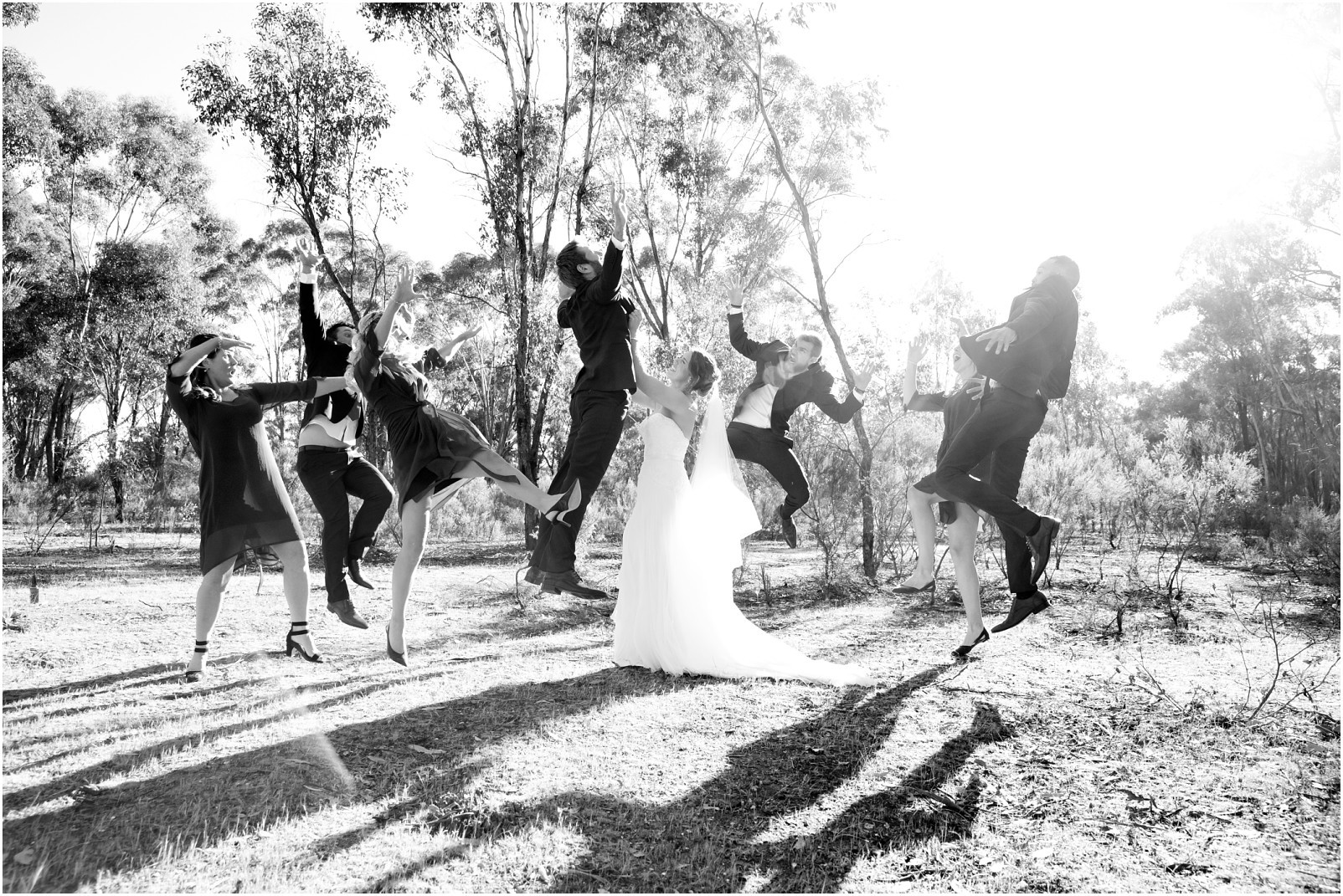 Sarah and Brigge's Balgownie Estate Bendigo Wedding_0035