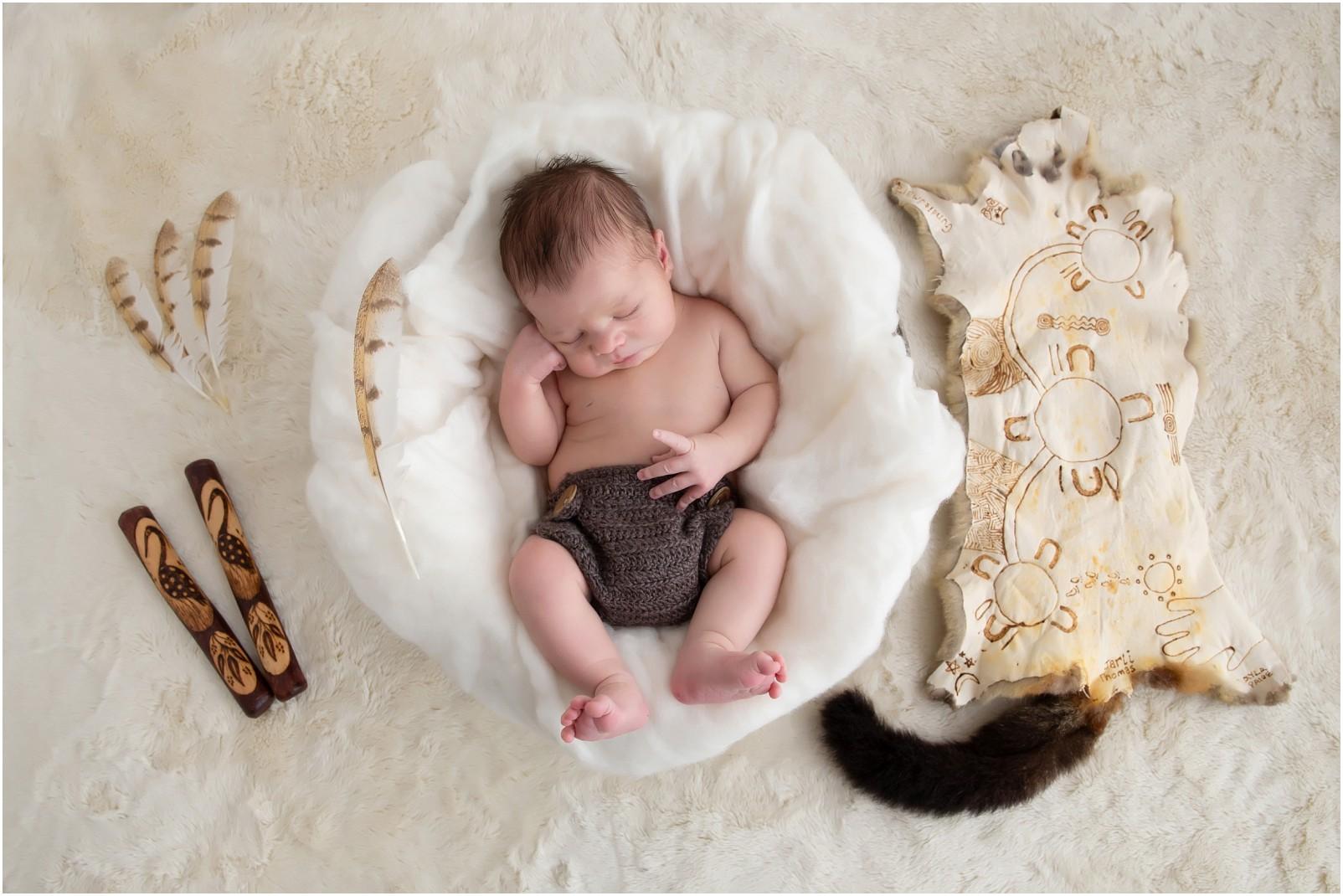 Jarli's newborn session Bendigo_0001